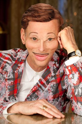 "John Waters, ""Beverly Hills John,"" 2012. C-print. 30 x 20 inches. Courtesy of the artist and Marianne Boesky gallery."