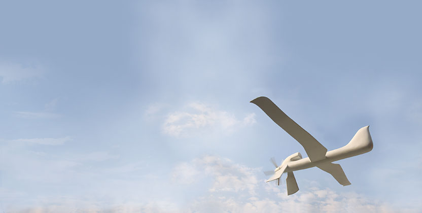 Drone Dove, 2013, artist rendering. Courtesy of the artist.
