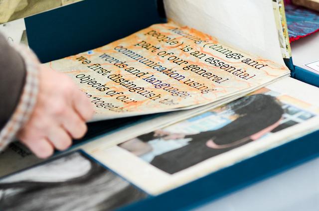 CODEX book fair detail.