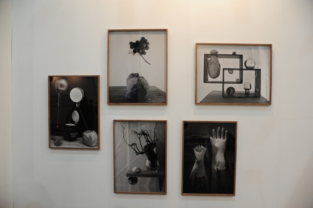 Alejandro Almanza Pereda's   photographs at Guadalajara's Curro & Poncho gallery, part of Zona Maco Sur