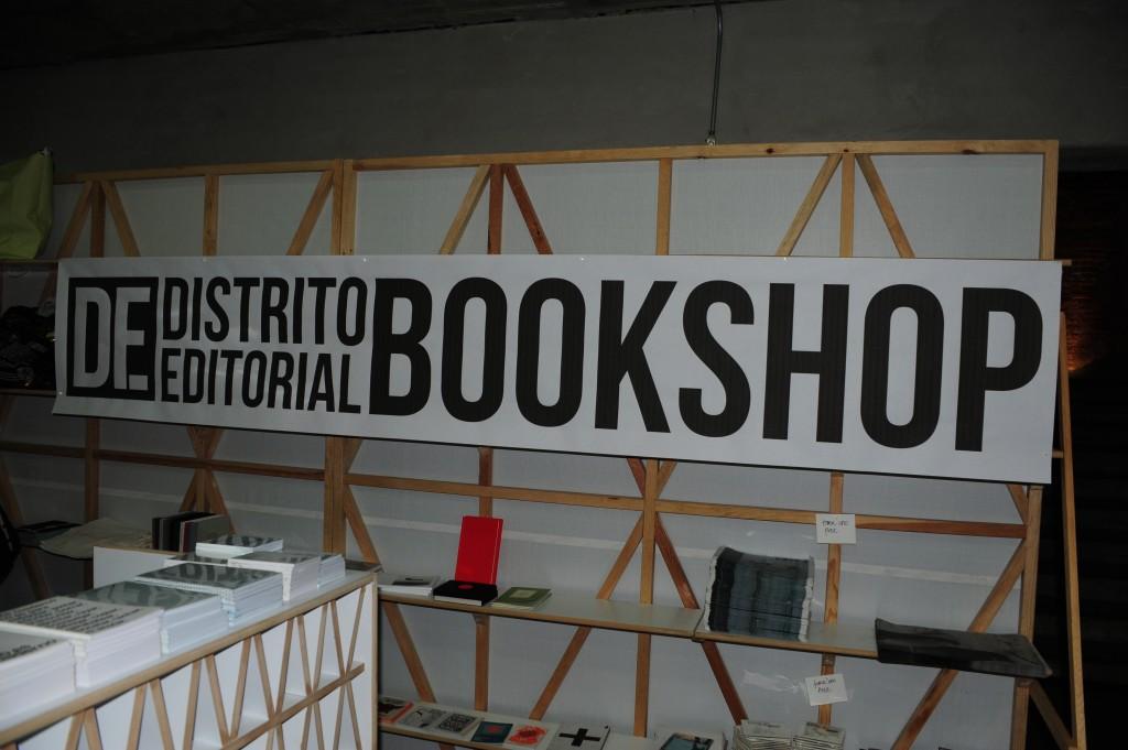 Distrito Editorial Bookshop...