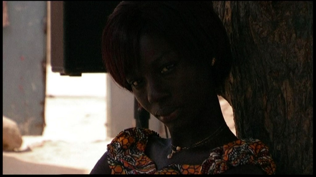 "Still from film ""Atlantiques,"" 2009. Dir. Mati Diop. Running time 16 mins"