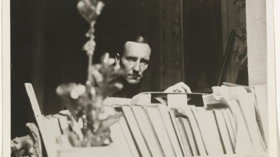 Allen Ginsberg. Photograph of William Burroughs. 1953.