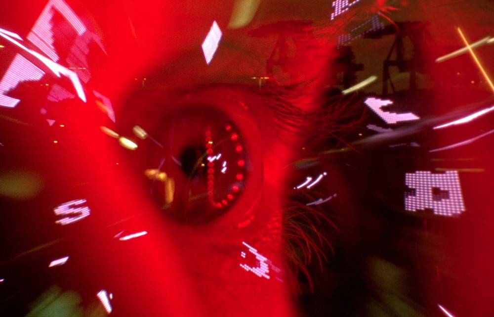 """Paul Clipson and Grouper, """"Hypnosis Display"""" (2014), 16mm, 75 minutes"""