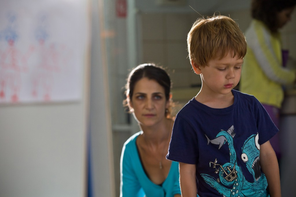 "Nadav Lapid, ""The Kindergarten Teacher,"" 2014. Israel/France, 119 minutes, Courtesy of the San Francisco Film Society"