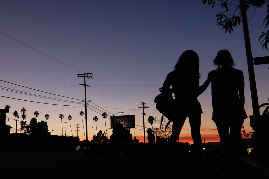 "Sean Baker, ""Tangerine,"" 2015. United States, 87 minutes, Courtesy of the San Francisco Film Society"