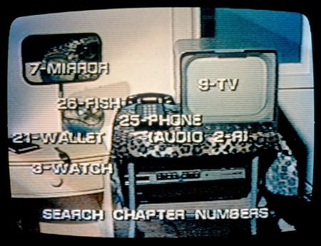 Lynn Hershman Leeson, Lorna, 1983. Interactive videodisk. Dimensions variable. Courtesy of the artist.