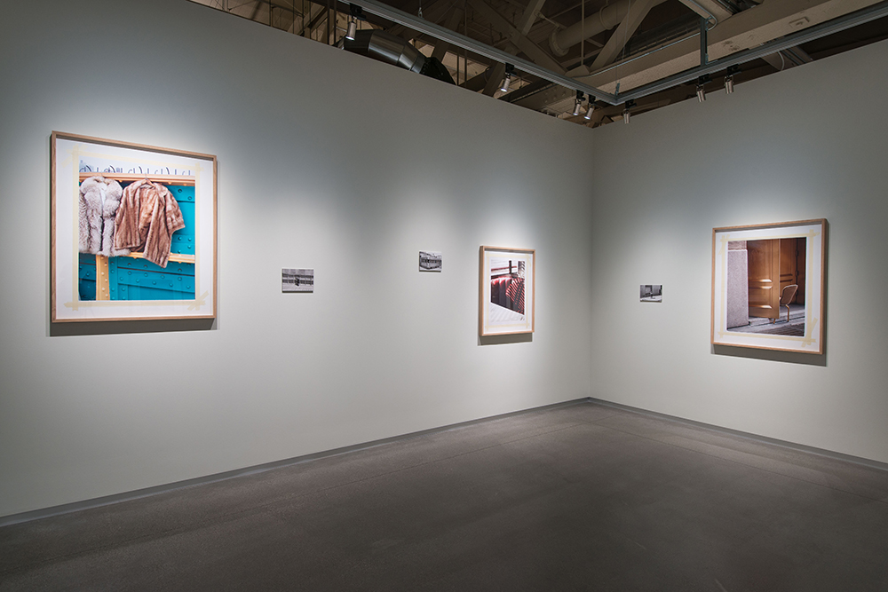 Viktoria Binschtok, World of Details, 2011-12. [Installation view 2014, Pier Photography]. Courtesy Pier 24 Photography, San Francisco.