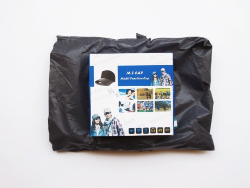 !Mediengruppe Bitnik, Random Darknet Shopper (purchase), 2014.