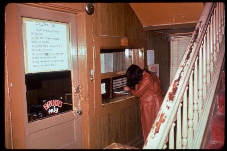 Lynn Hershman Leeson, The Dante Hotel, 1973–76. Courtesy of the artist.