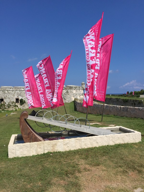 Fortaleza de San Carlos de la Cabana. Photo Credit: Yelena Furman