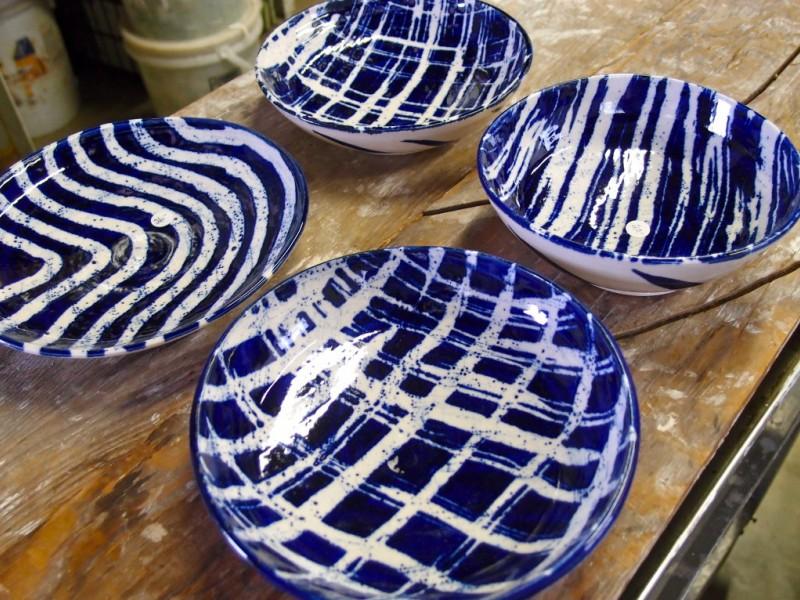 Nori Obata. Porcelain.