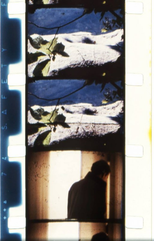 Saul Levine, Notes After Long Silence (film still), 1984-1989. Super 8 film, sound, 16 minutes. Courtesy of the artist and Chin's Push.