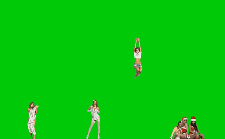 "Petra Cortright. From the exhibition, ""Niki, Lucy, Lola, Viola,"" 2015"