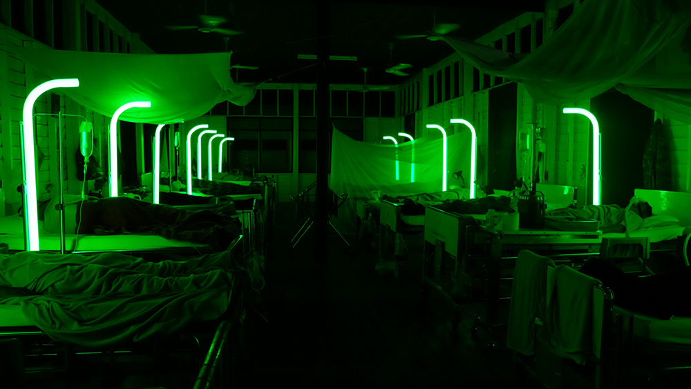 "Still from ""Cemetery of Splendour."" Dir. Apichatpong Weerasethakul."
