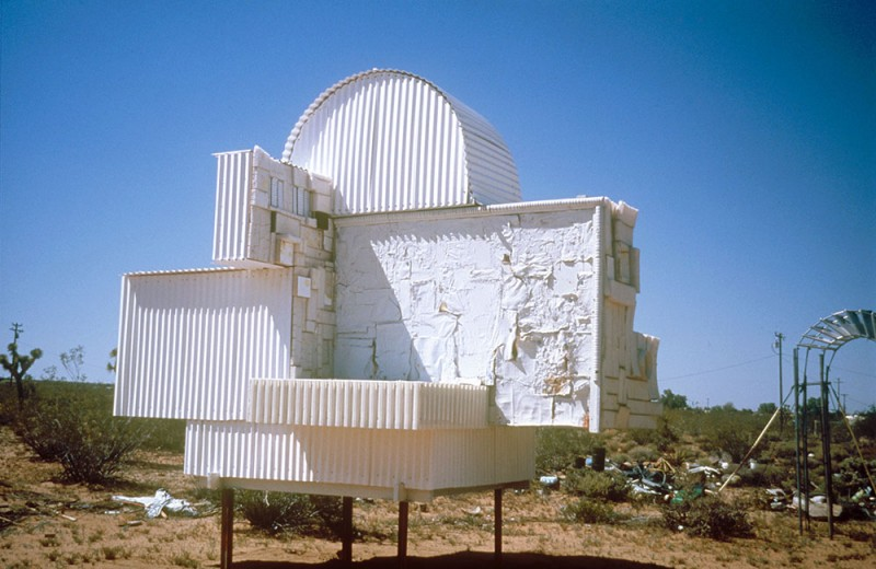 Noah Purifoy Outdoor Desert Art Museum. Photo by Jessica Hoffmann.