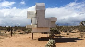 Noah Purifoy Outdoor Desert Art Museum. Photo by Jessica Hoffmann.