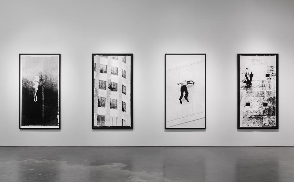 """Sarah Charlesworth: Doubleworld,"" New Museum, New York. Installation view. Courtesy New Museum, New York. Photo: Maris Hutchinson/EPW"