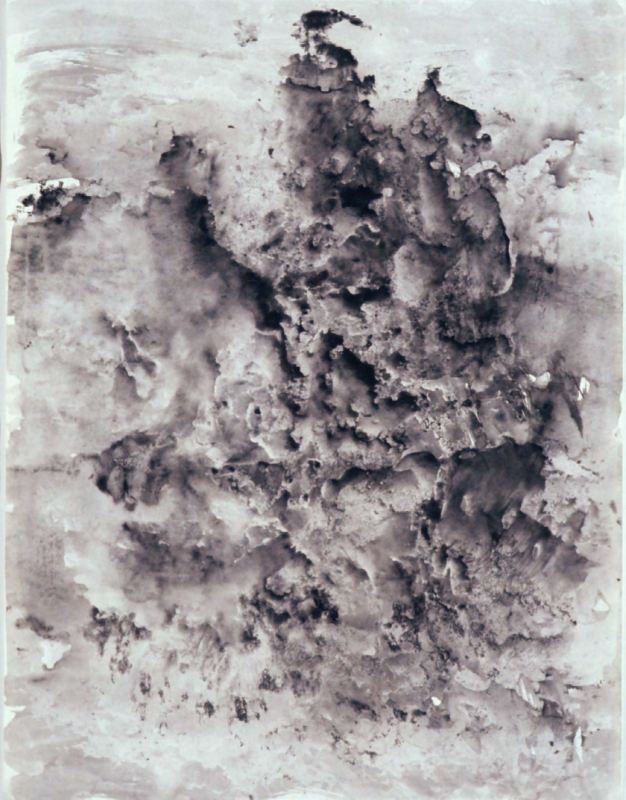 Untitled, 1967. Ink on paper. Collection of University of California, Berkeley Art Museum and Pacific Film Archive. Purchased with the aid of funds from the National Endowment for the Arts.