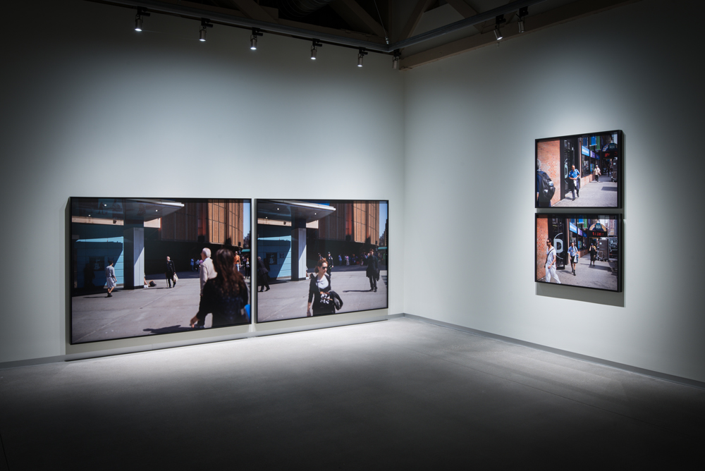 Paul Graham, The Whiteness of the Whale, 2015 (Installation View). Courtesy Pier 24 Photography, San Francisco