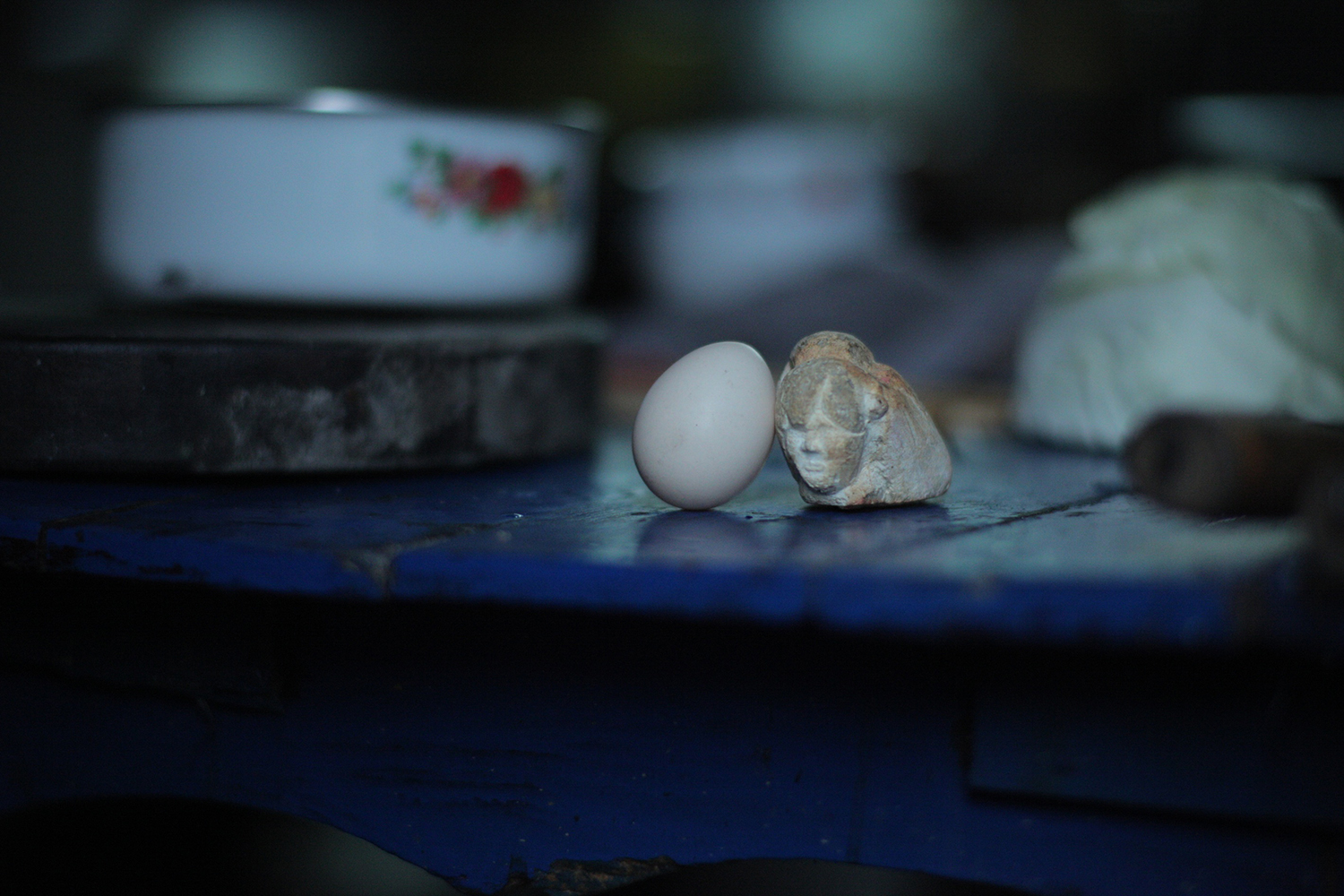 "Still from ""Egg and Stone,"" 2012. Dir. Huang Ji. Courtesy of Cinema on the Edge"
