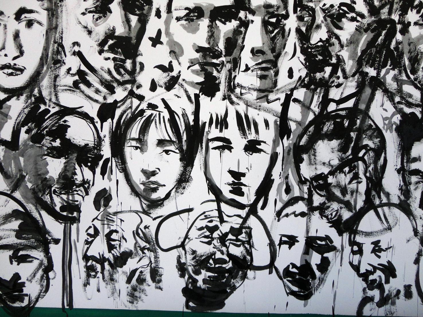 "Still from ""Yumen,"" 2013. Dir. Huang Xiang, Xu Ruotao, and J.P. Sniadecki. Courtesy of Cinema on the Edge"