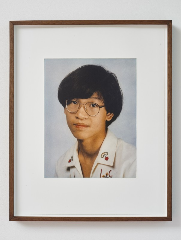 Danh Vo. Untitled (Self-portrait as Carrie), 2015. Photogravure print. Image: 13.6 x 10.6 inches / 34.5 x 27 cm. Paper: 21.3 x 16.9 inches / 54 x 43 cm. Courtesy of the artist, kurimanzutto and Jessica Silverman Gallery
