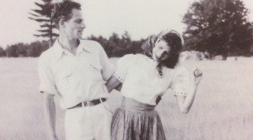 Lawrence and Anna Halprin. Courtesy of the California Historical Society