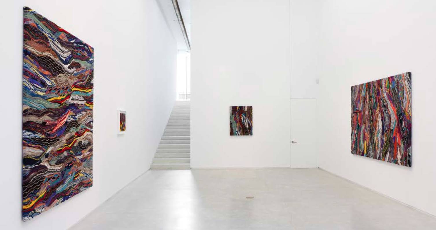 Installation view, Halcyon Days at Salon 94 Bowery, New York, 2012. Courtesy of the artist and Salon 94.
