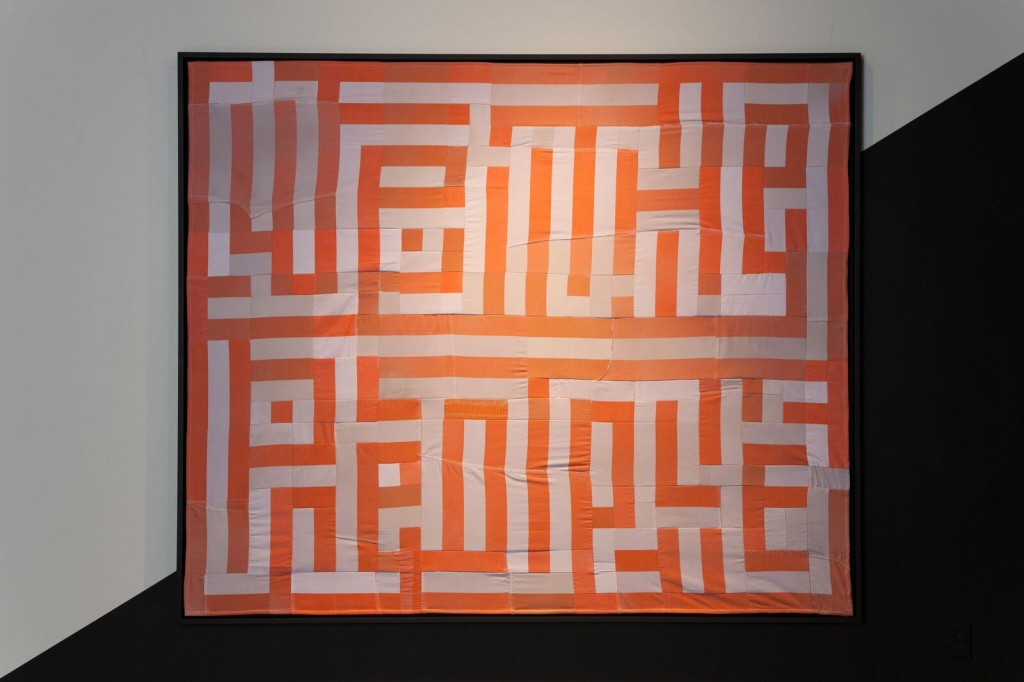 How the Visible Becomes Invisible: Hank Willis Thomas at Kadist ... : thomas quilt - Adamdwight.com