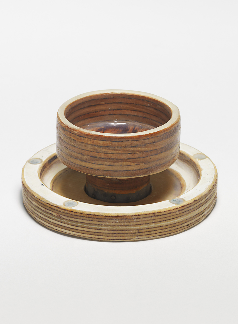 Tom Sachs, Choko (round cup), 2014.