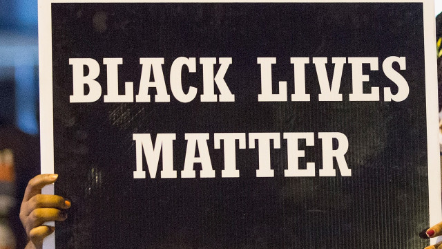 Black Live Matter Sign, courtesy of the Internet.