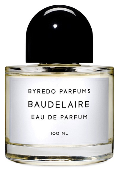 Byredo's Baudelaire Eau de Parfum, released in 2009. Courtesy of the Internet.