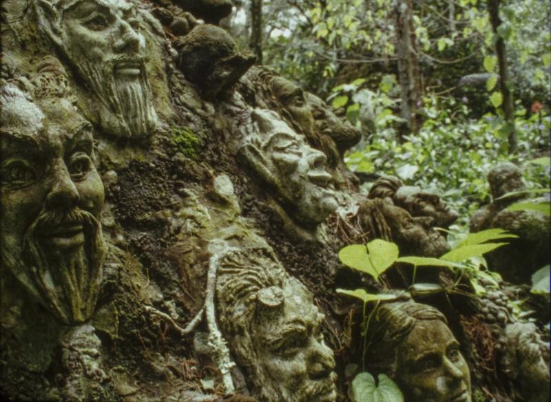 Mike Stoltz, Half Human, Half Vapor, 2015. 16mm, 12 minutes