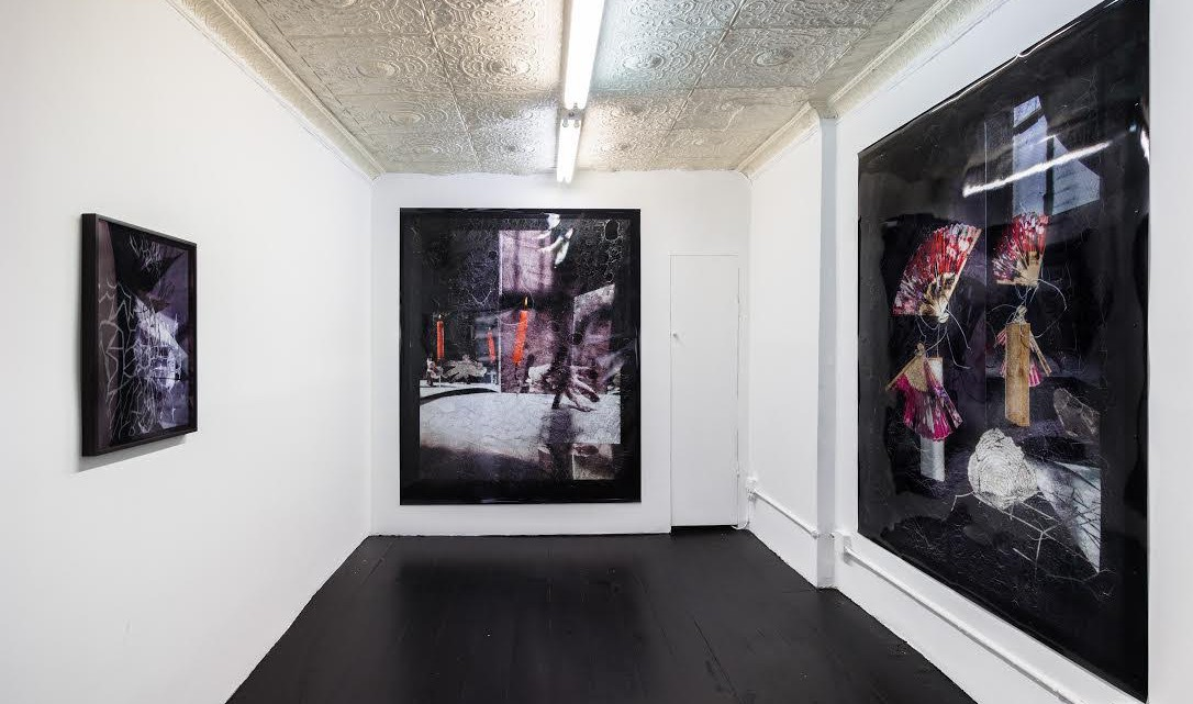 Installation view of Willa Nasatir at Chapter NY, March 20 - April 24, 2016. Courtesy of Chapter NY.