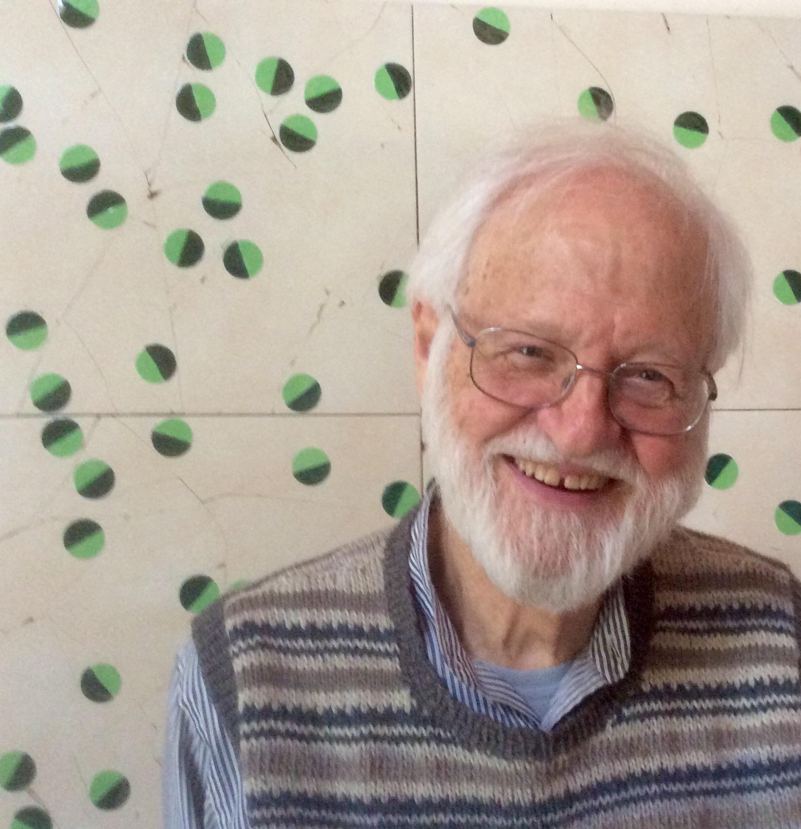 Jim Melchert, Melchert Studio. Photo by John Held, Jr.
