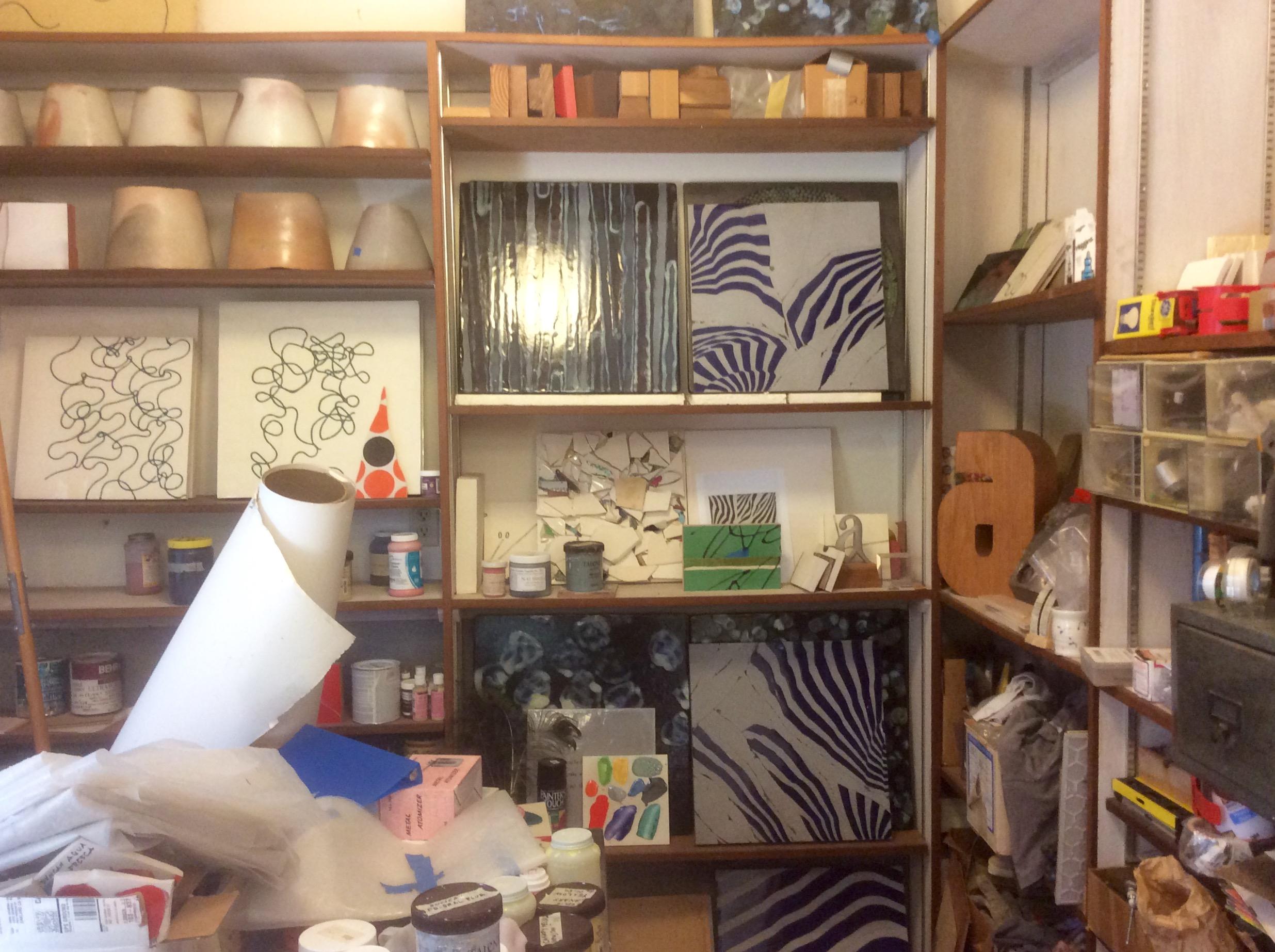 Melchert Studio. Photo by John Held, Jr.