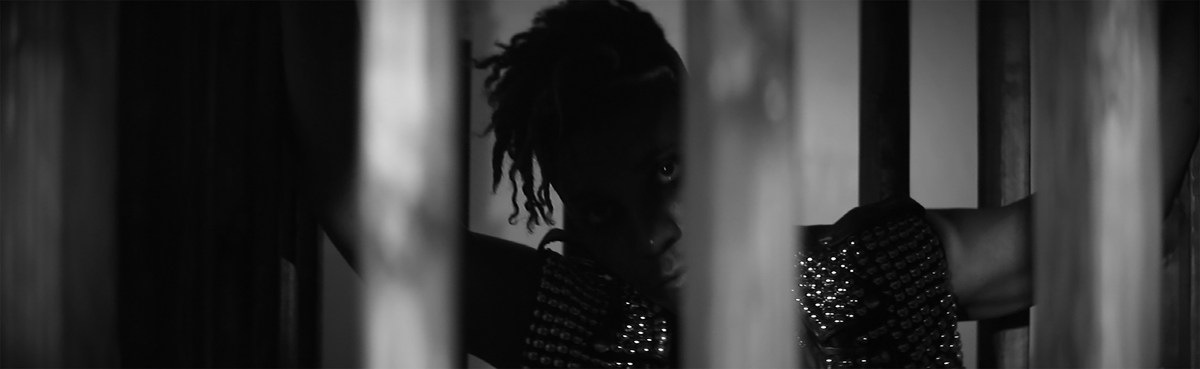 M. Lamar, Solitude, Still from Funeral Doom Spiritual, 2016. Digital video. Courtesy of the artist