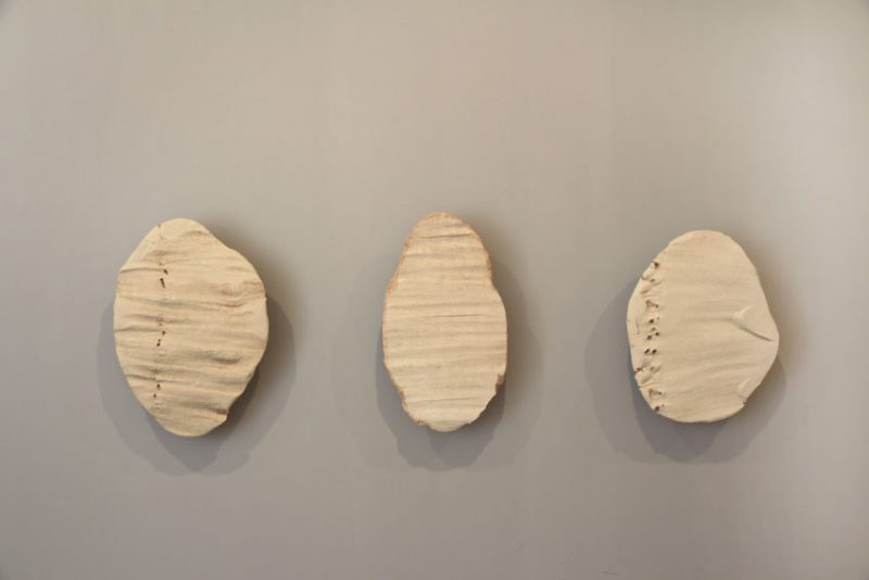 "Brian Conley, ""Decipherment of Linear X"", Installation View at Pierogi"