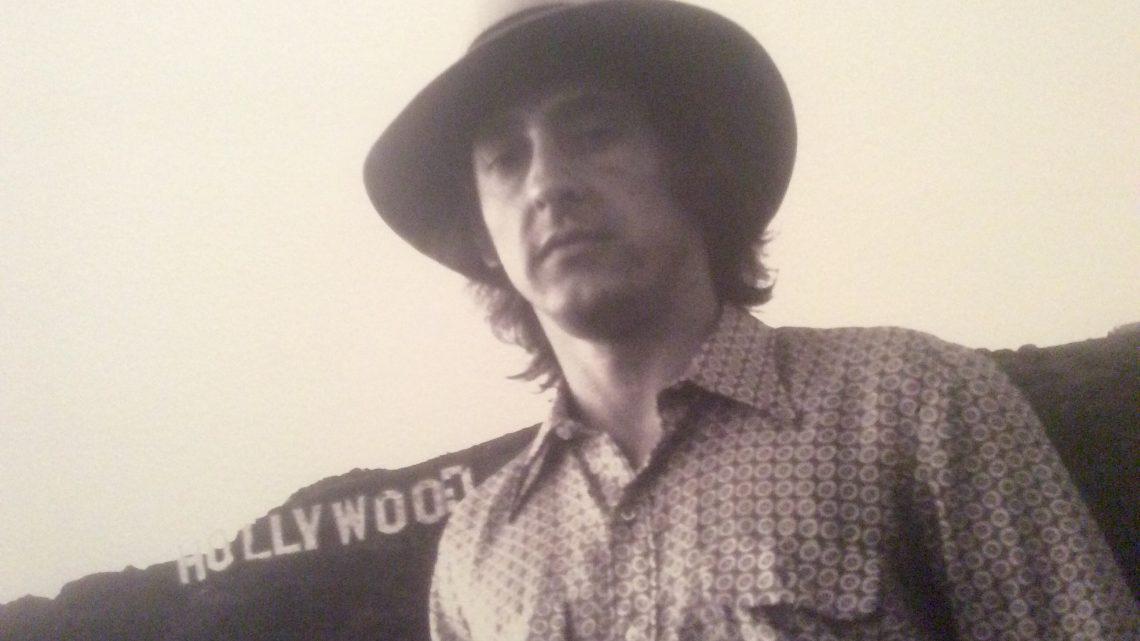 Portrait of Ed Ruscha (detail). Courtesy Ed Ruscha Studio, photography by Paul Ruscha.