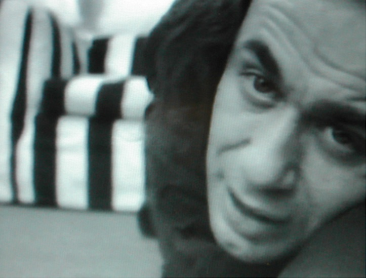 Vito Acconci, Theme Song, 1973. Courtesy of Acconci Studios.