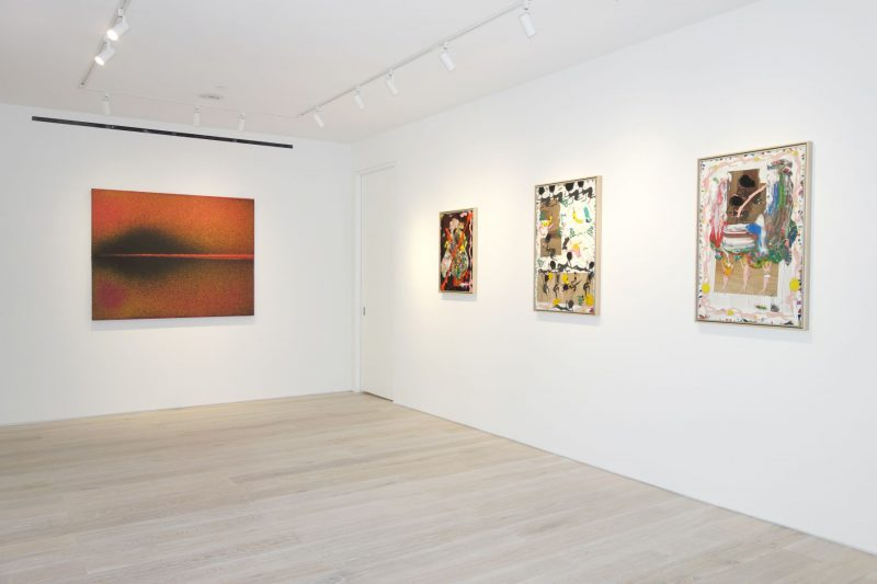 Installation view, Highlight: Summer One at Hollis Taggart Galleries, New York, 2016. Courtesy of Hollis Taggart Galleries.