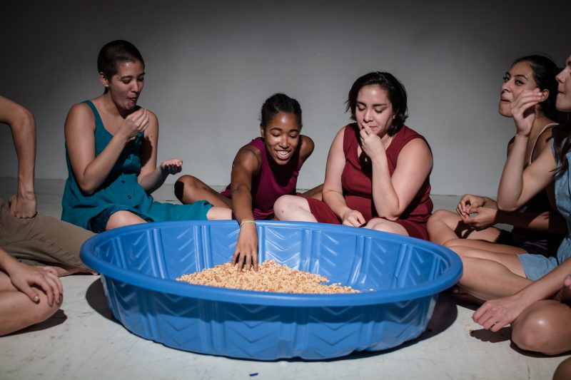 era Dance Collective, Check All That Apply, August 5 & 6, 2016. Photo Credit: Jo Chiang