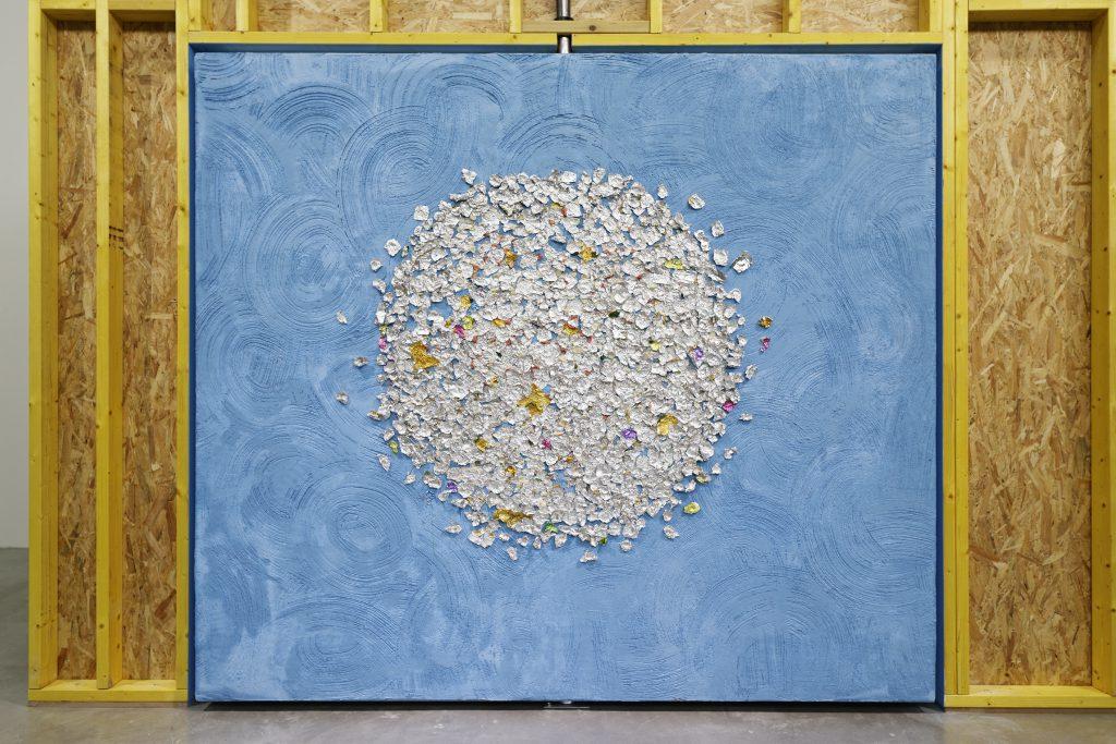 Mika Rottenberg, Installation view at Palais de Tokyo, Paris. Image credit: Aurélien Mole