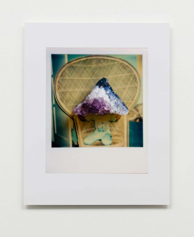 Sadie Barnette, Untitled (Gem), 2015. C-print, 30 x 24 inches.