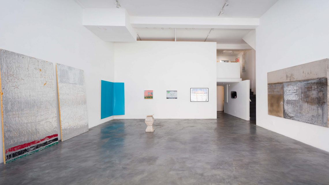 Installation view, Southland, Charlie James Gallery, Los Angeles, July 23 - August 27, 2016. Courtesy of Charlie James Gallery.