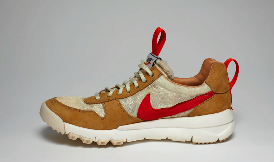 NIKE Mars Yard Shoe, 2011. Courtesy of the artist.