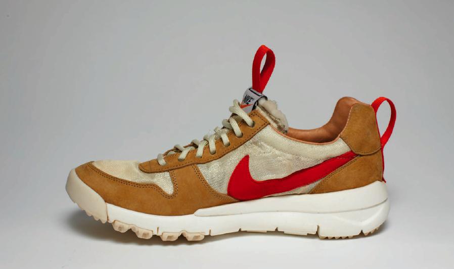 NIKE Mars Yard Shoe, 2011. Courtesy of the artist.