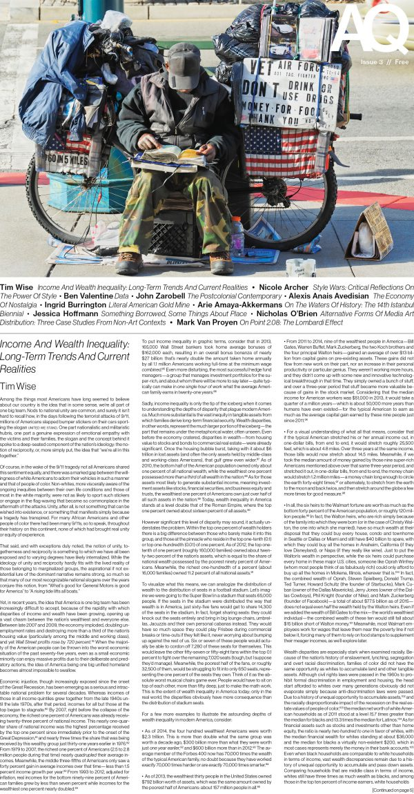 Magazines | SFAQ / NYAQ / LXAQ