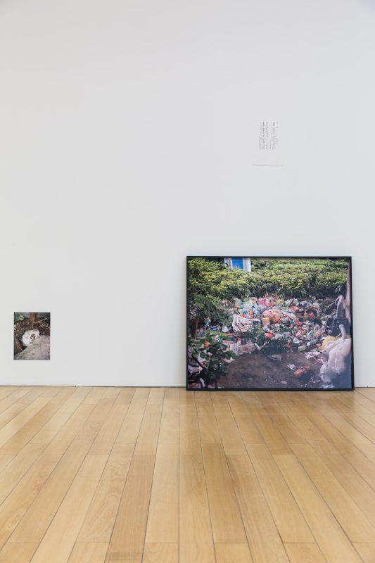 I – Hsuen Chen, Still Life Analysis II, The Island, 2015 -2016. Archival inkjet prints, framed photos 4: 82 x 102 cm/ 3: 61 x 92 cm, dimensions variable. Courtesy of Taipei Fine Arts Museum.